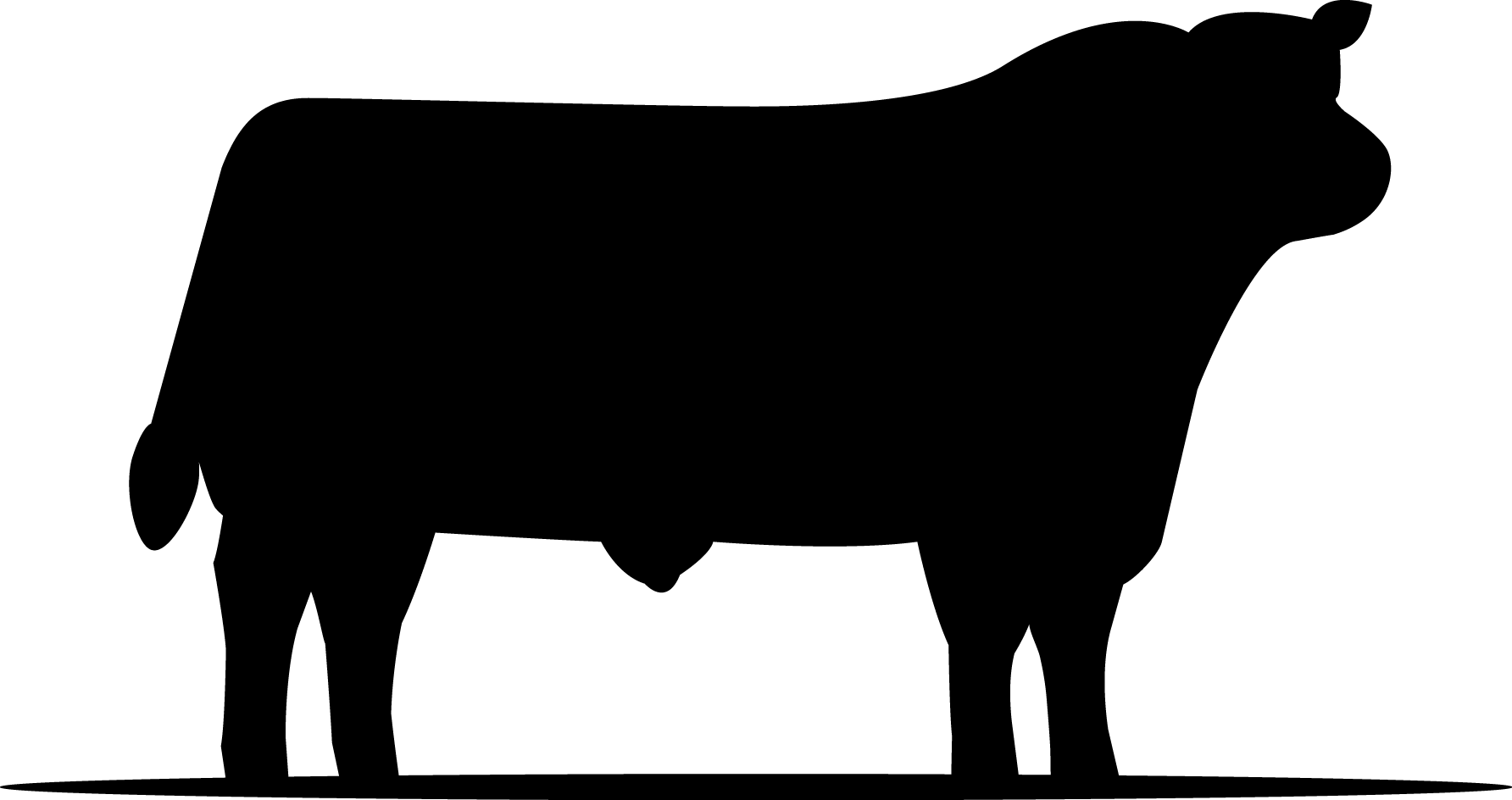 Aberdeen-Angus Cattle Society Logo Cattle Only