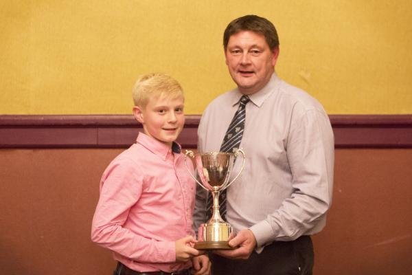 Andrew Hamill Overall Junior Winner 003