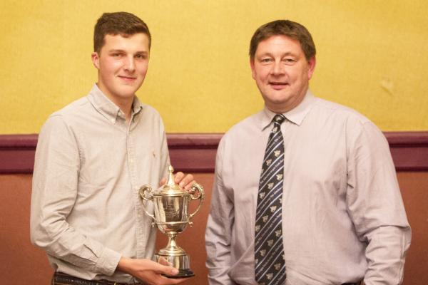 Donald MacLean Overall Intermediate Winner