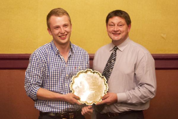 Eoin Cummings Overall Senior Winner