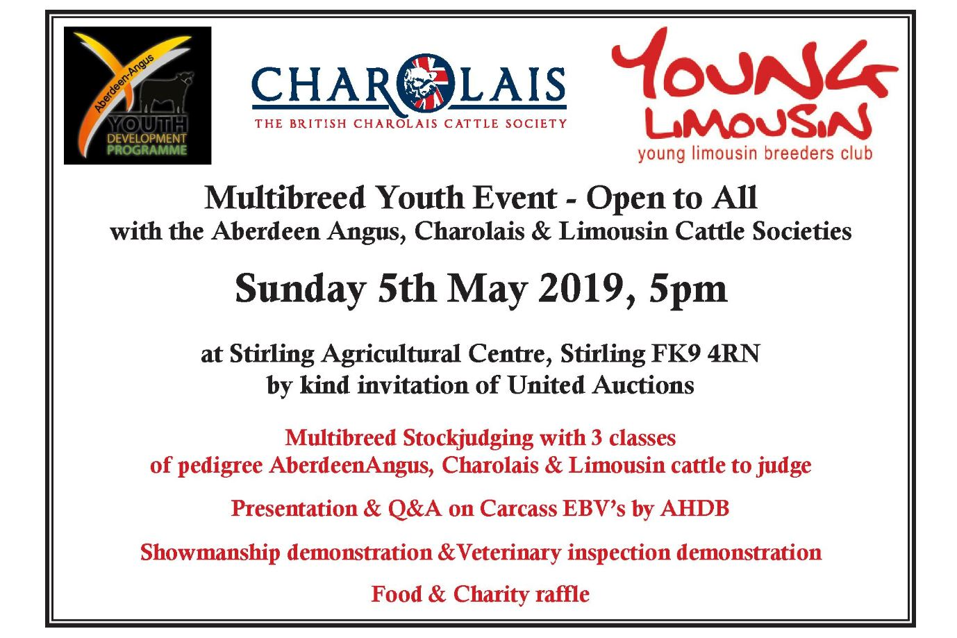 YDP event